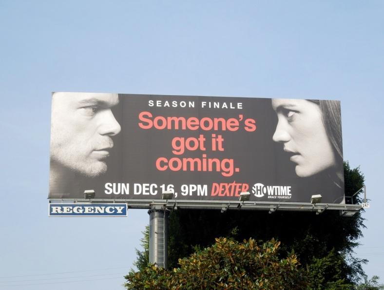 dexter season7 finale billboard