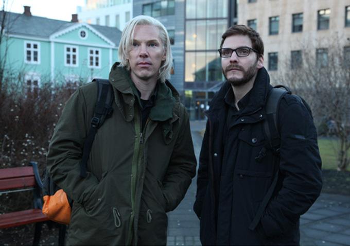 Benedict Cumberbatch the fifth estate