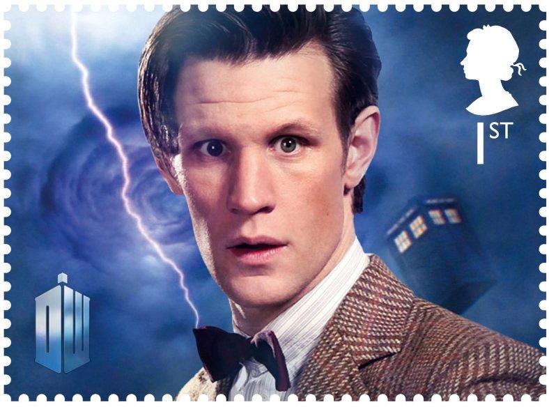 Britain Dr Who TOPIX