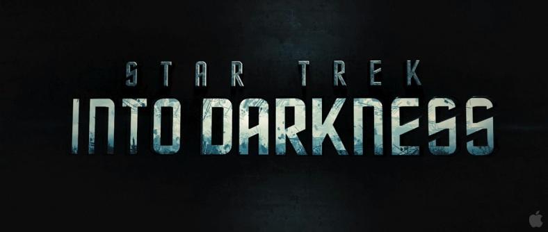 Star Trek Into Darkness logo pic