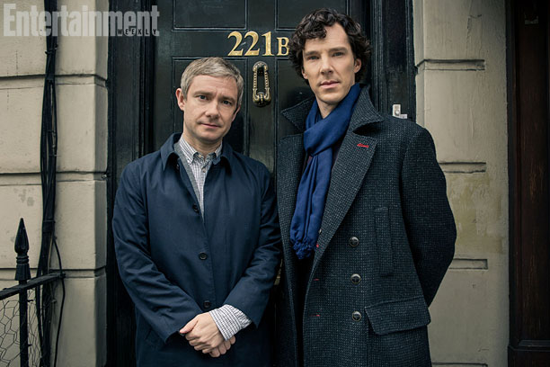Sherlock season 3 gallery photo -- exclusive EW.com image