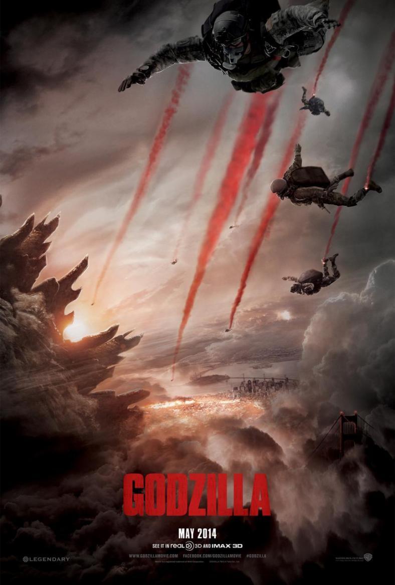 Godzilla-Movie-Poster