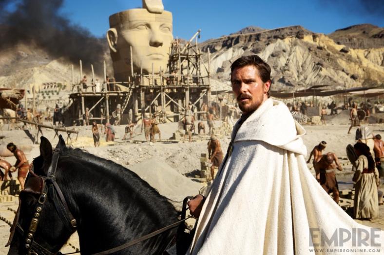 Ridley Scott's ExodusChristian Bale