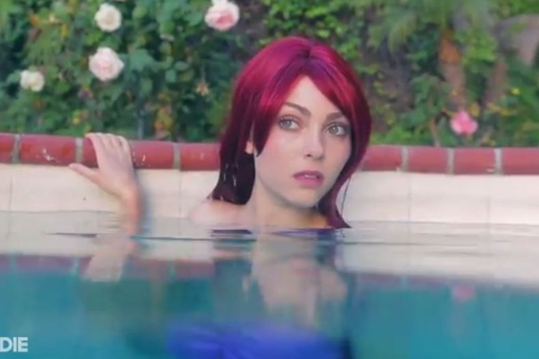 Sofia Coppola The Little Mermaid Funny or Die