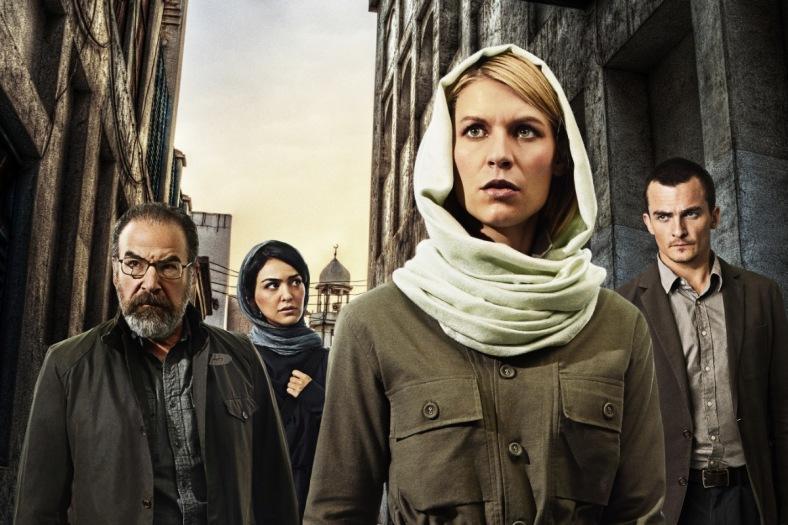 HOMELAND (Season 4)