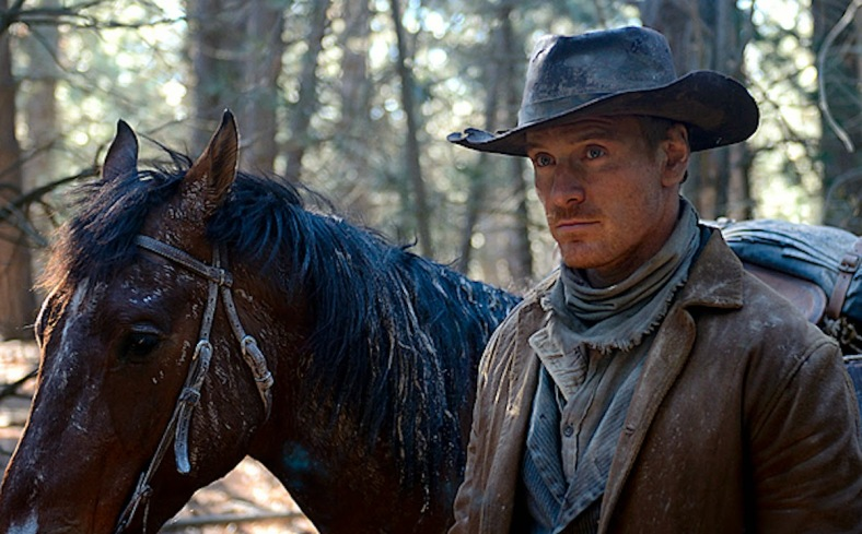 fassbender slow west