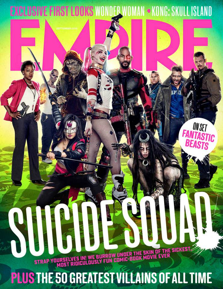 Empire-Suicide-Squad-newsstand-cover,-Deadshot