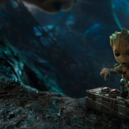 Guardians Of The Galaxy Vol. 2..Groot (Voiced by Vin Diesel)..Ph: Film Frame..©Marvel Studios 2017